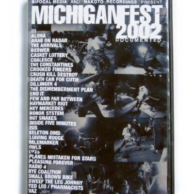 Michigan Fest - 2002 Documented - Bifocal Media