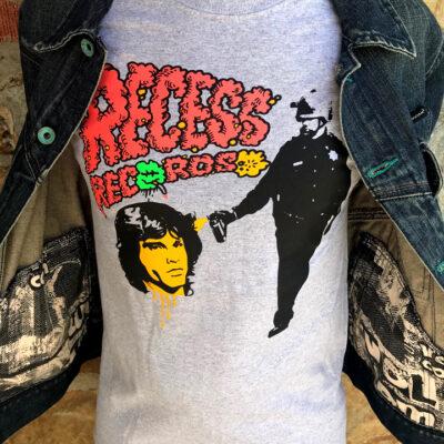 Recess Records T Shirt Pic