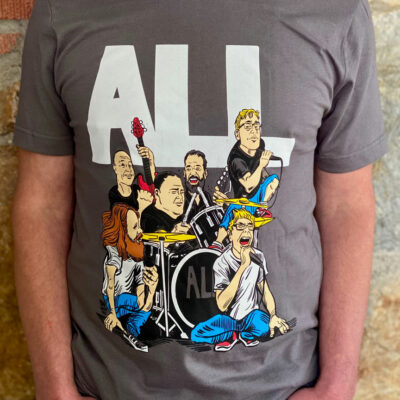 All Descendents T Shirt Pic 1
