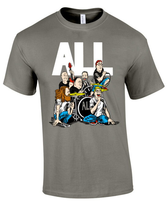 Descendents T shirt - ALL T shirt