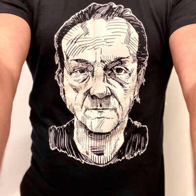 David Yow T Shirt Pic 1