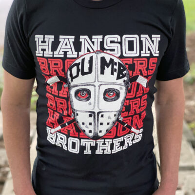 Hanson Brothers T Shirt Pic