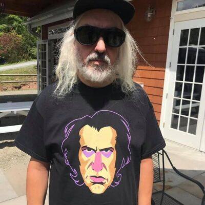 J Mascis - John Brannon - T shirt