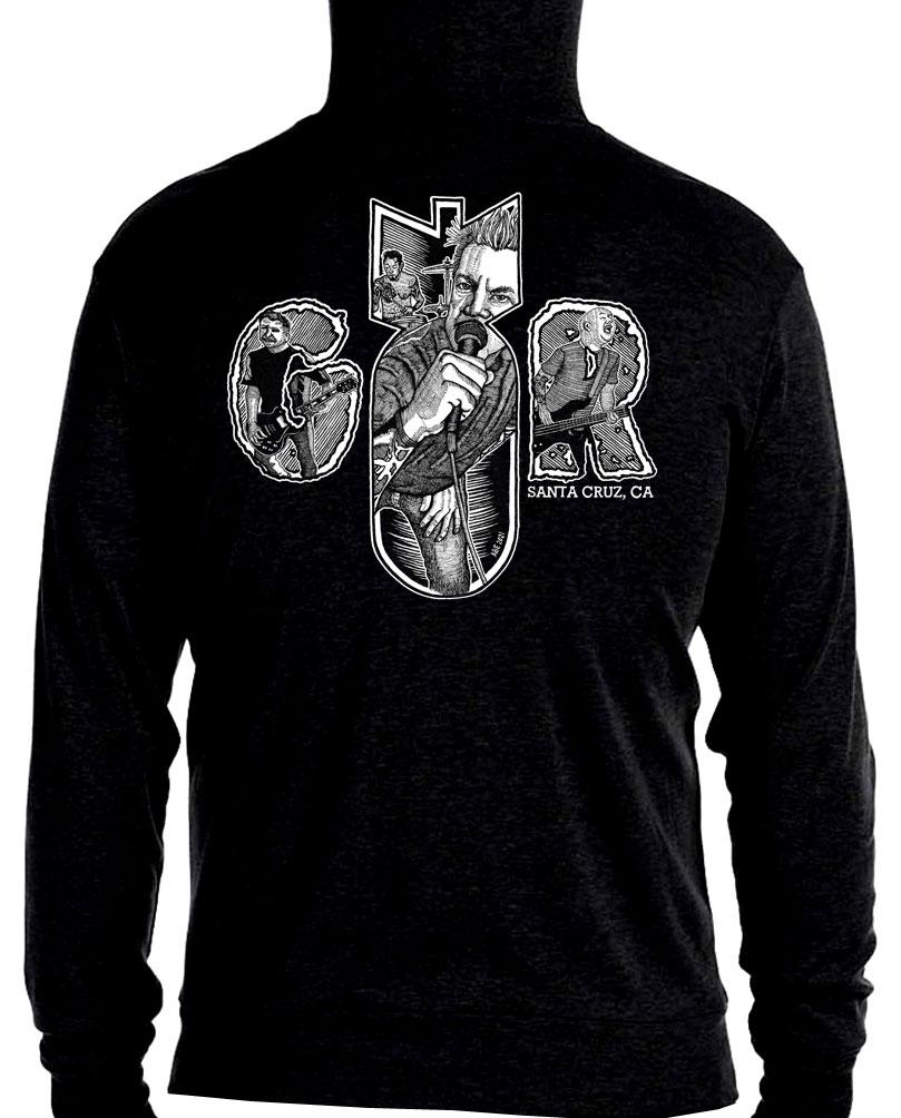 Good Riddance - Bifocal Media Limited Edition T-Shirts