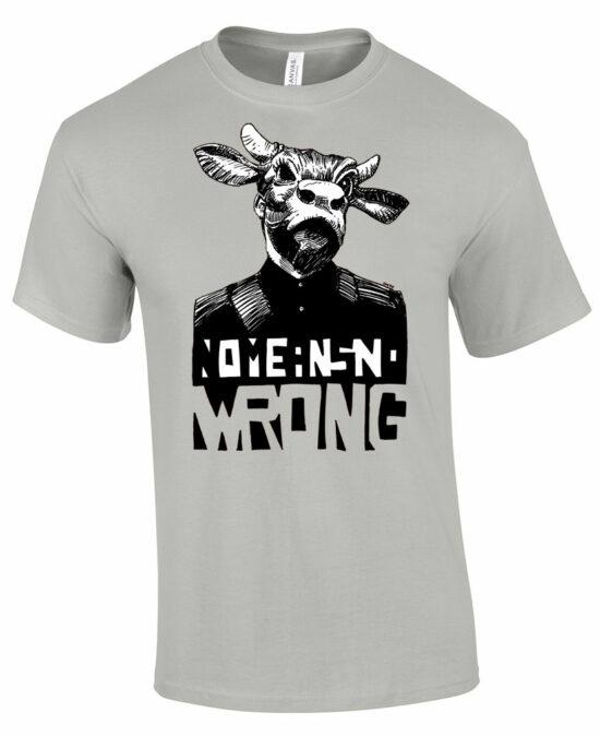 Nomeansno Wrong T shirt